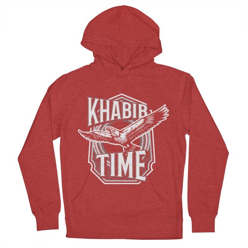 Khabib Time Women's Pullover Hoody by japdua's Artist Shop
