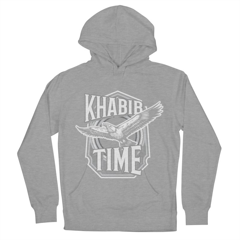 Khabib Time Men's Pullover Hoody by japdua's Artist Shop