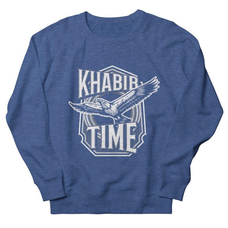Khabib Time Women's Sweatshirt by japdua's Artist Shop