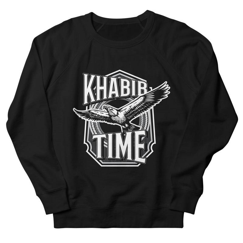 Khabib Time Men's Sweatshirt by japdua's Artist Shop