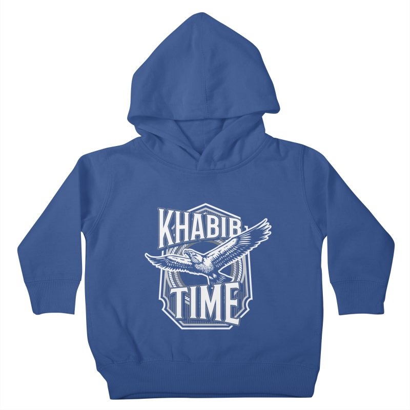 Khabib Time Kids Toddler Pullover Hoody by japdua's Artist Shop