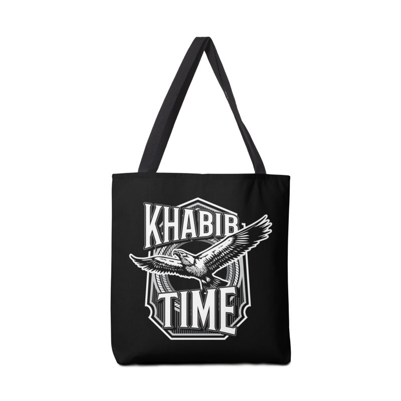 Khabib Time Accessories Bag by japdua's Artist Shop