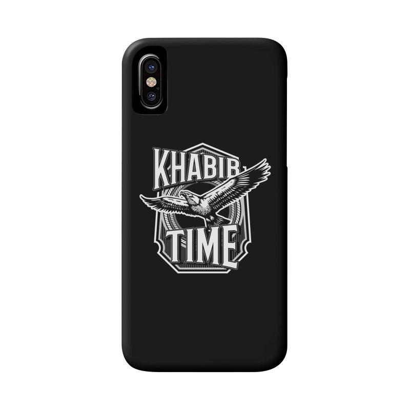 Khabib Time Accessories Phone Case by japdua's Artist Shop