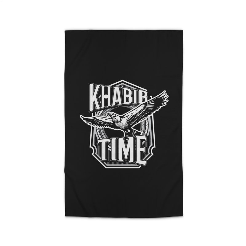 Khabib Time Home Rug by japdua's Artist Shop