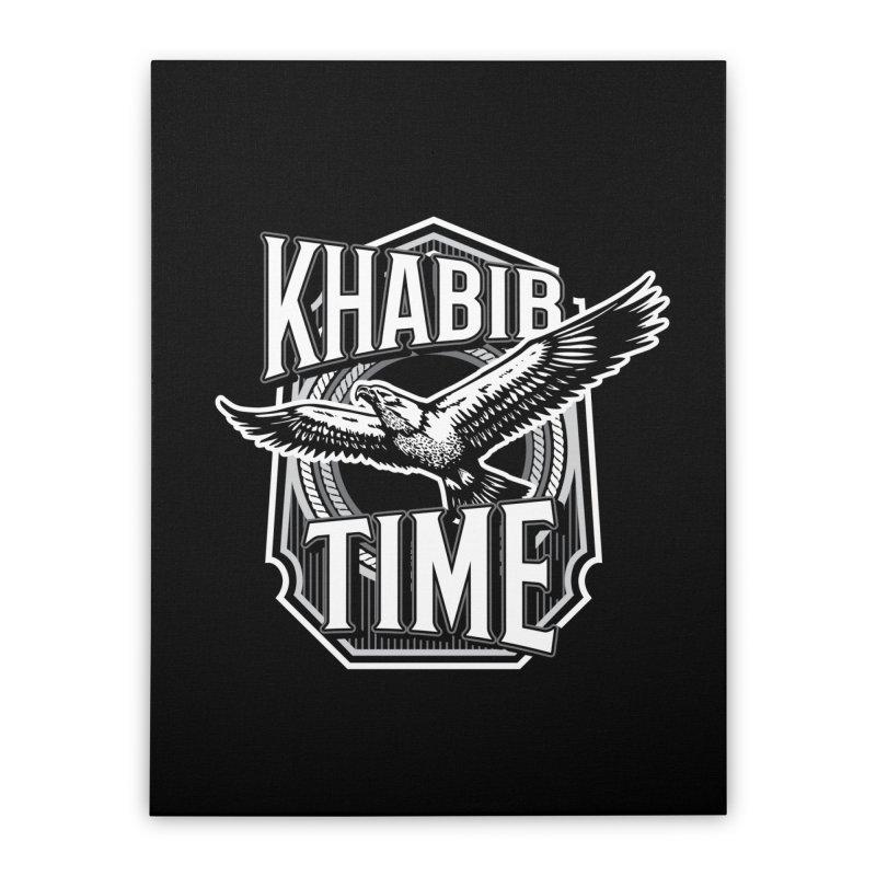 Khabib Time Home Stretched Canvas by japdua's Artist Shop