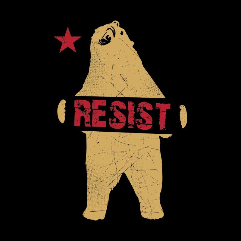 Cali Resist Bear by japdua's Artist Shop