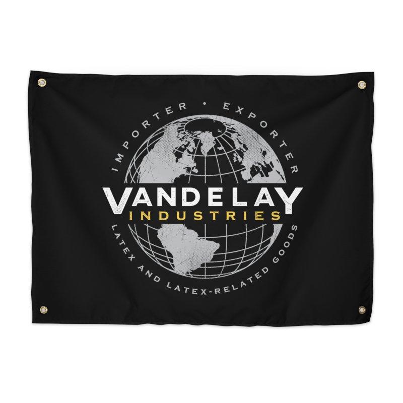 Vandelay Industries Home Tapestry by japdua's Artist Shop