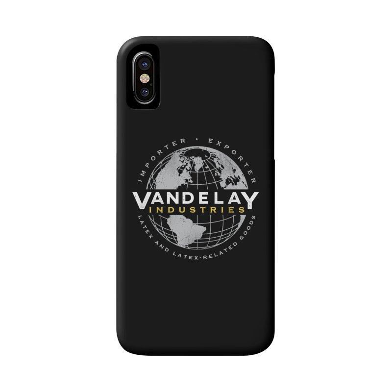 Vandelay Industries Accessories Phone Case by japdua's Artist Shop