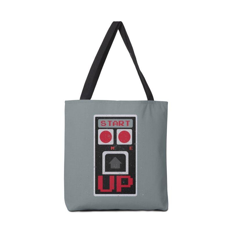 START ME Accessories Bag by Japiboy's Artist Shop