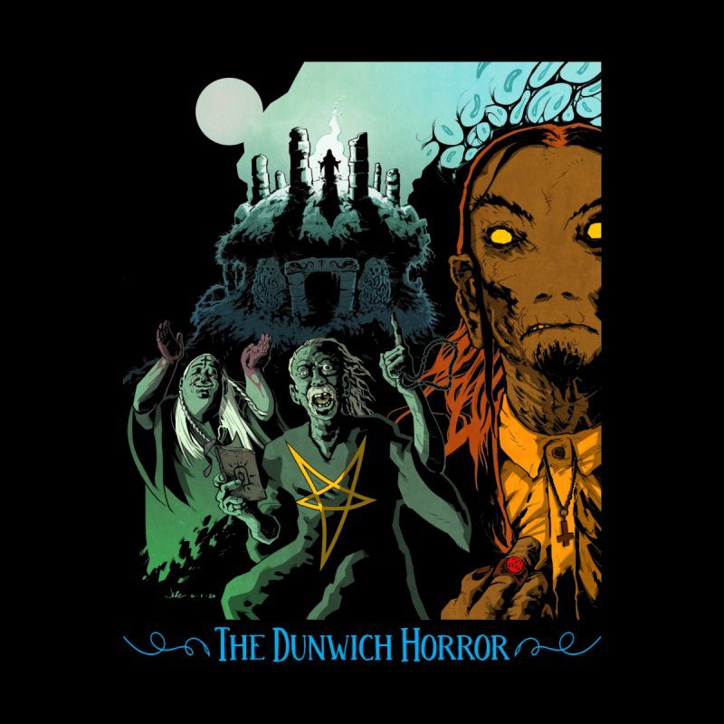 The Dunwich Horror - Lovecraft Horror T Shirt Dark Men's T-Shirt by jaredboyer's Artist Shop