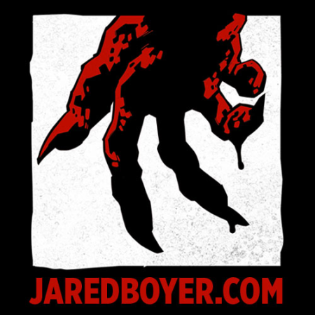 Logo for jaredboyer's Artist Shop