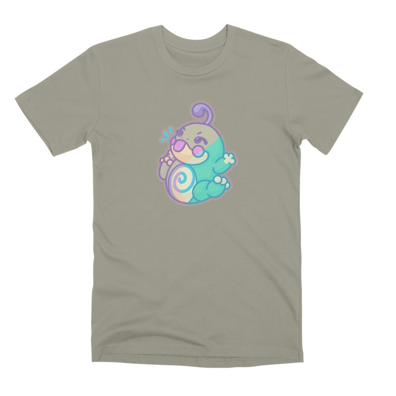 Kawaii Politoed Pokemon Men's Premium T-Shirt by jaredslyterdesign's Artist Shop