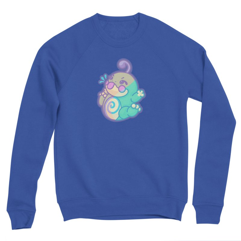 Kawaii Politoed Pokemon Men's Sponge Fleece Sweatshirt by jaredslyterdesign's Artist Shop