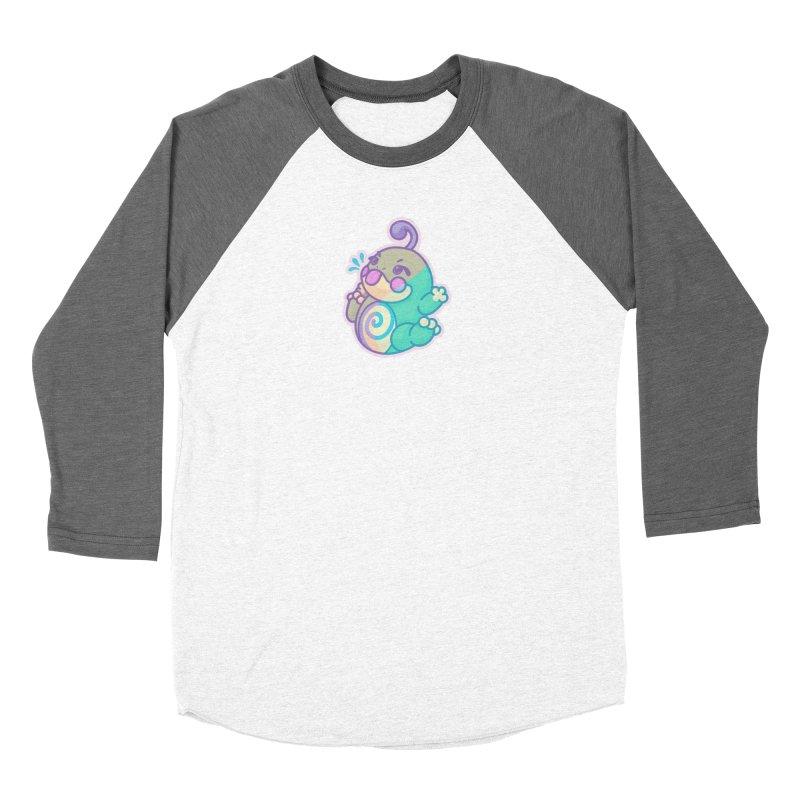 Kawaii Politoed Pokemon Men's Baseball Triblend Longsleeve T-Shirt by jaredslyterdesign's Artist Shop