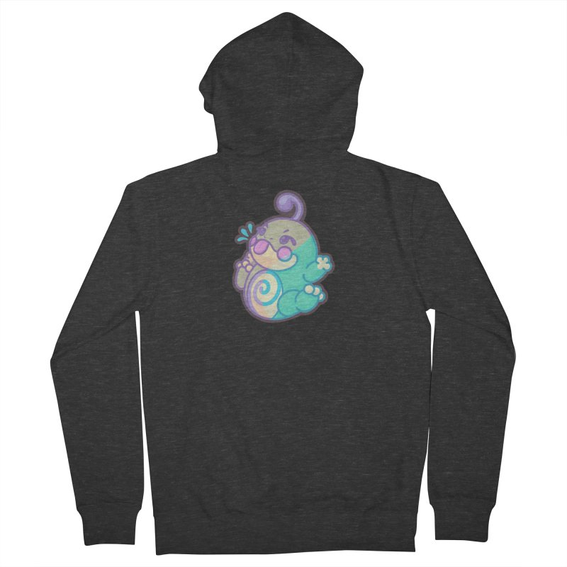 Kawaii Politoed Pokemon Men's French Terry Zip-Up Hoody by jaredslyterdesign's Artist Shop