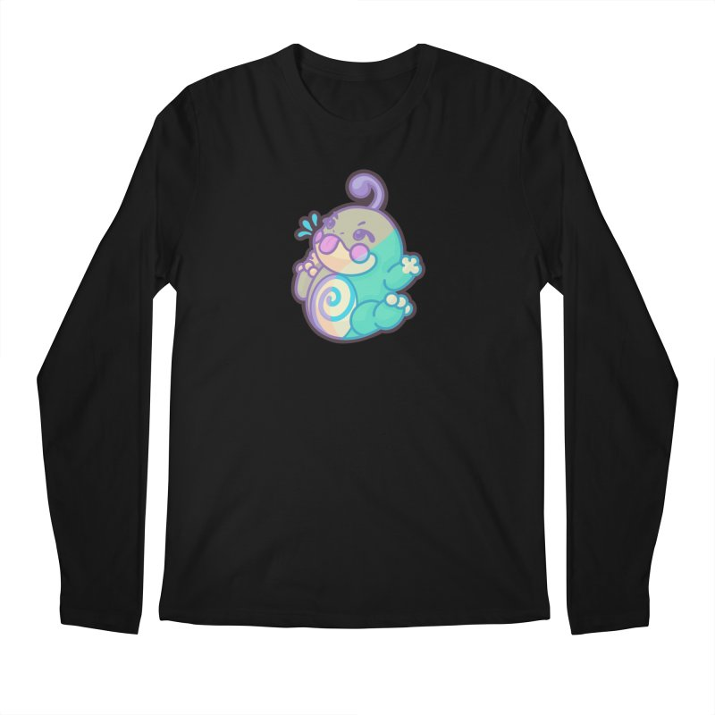 Kawaii Politoed Pokemon Men's Regular Longsleeve T-Shirt by jaredslyterdesign's Artist Shop