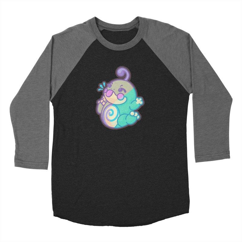 Kawaii Politoed Pokemon Women's Baseball Triblend Longsleeve T-Shirt by jaredslyterdesign's Artist Shop