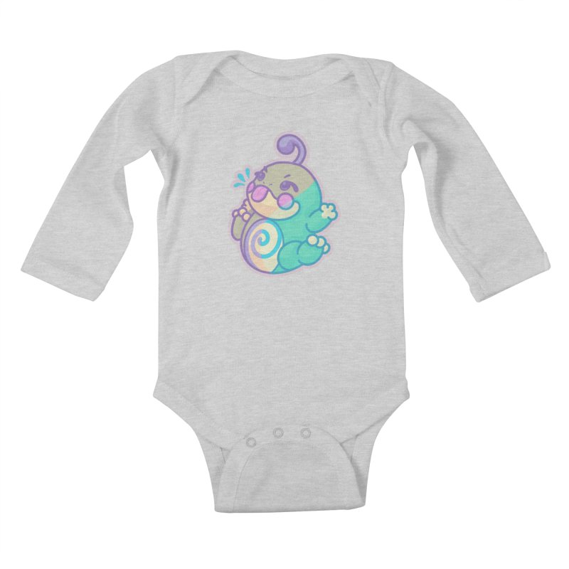 Kawaii Politoed Pokemon Kids Baby Longsleeve Bodysuit by jaredslyterdesign's Artist Shop
