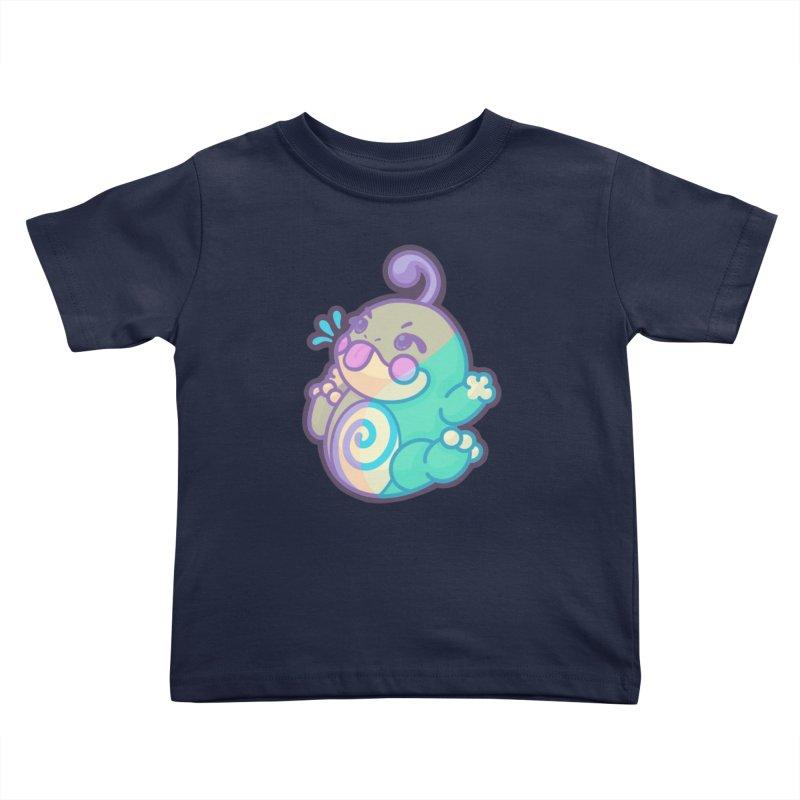 Kawaii Politoed Pokemon Kids Toddler T-Shirt by jaredslyterdesign's Artist Shop