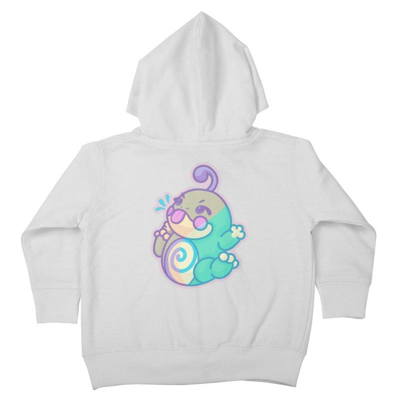 Kawaii Politoed Pokemon Kids Toddler Zip-Up Hoody by jaredslyterdesign's Artist Shop