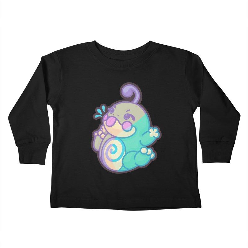 Kawaii Politoed Pokemon Kids Toddler Longsleeve T-Shirt by jaredslyterdesign's Artist Shop