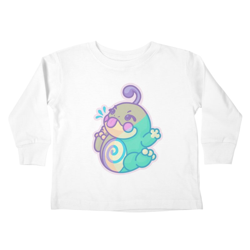 Kawaii Politoed Pokemon Kids Toddler Longsleeve T-Shirt by jaredslyterdesign's Artist Shop