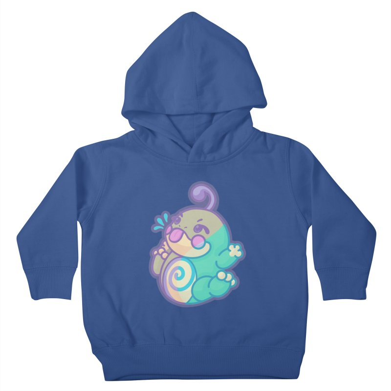 Kawaii Politoed Pokemon Kids Toddler Pullover Hoody by jaredslyterdesign's Artist Shop