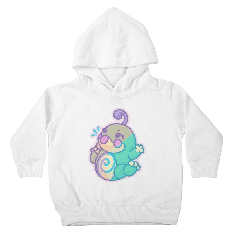 Kawaii Politoed Pokemon Kids Toddler Pullover Hoody by jaredslyterdesign's Artist Shop