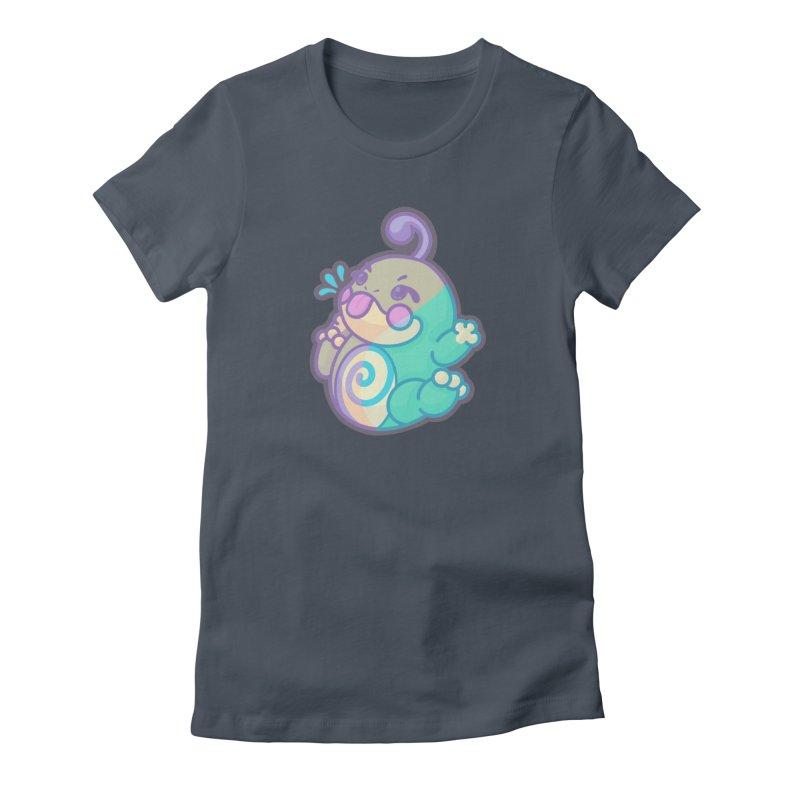 Kawaii Politoed Pokemon Women's T-Shirt by jaredslyterdesign's Artist Shop
