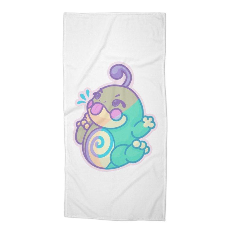Kawaii Politoed Pokemon Accessories Beach Towel by jaredslyterdesign's Artist Shop