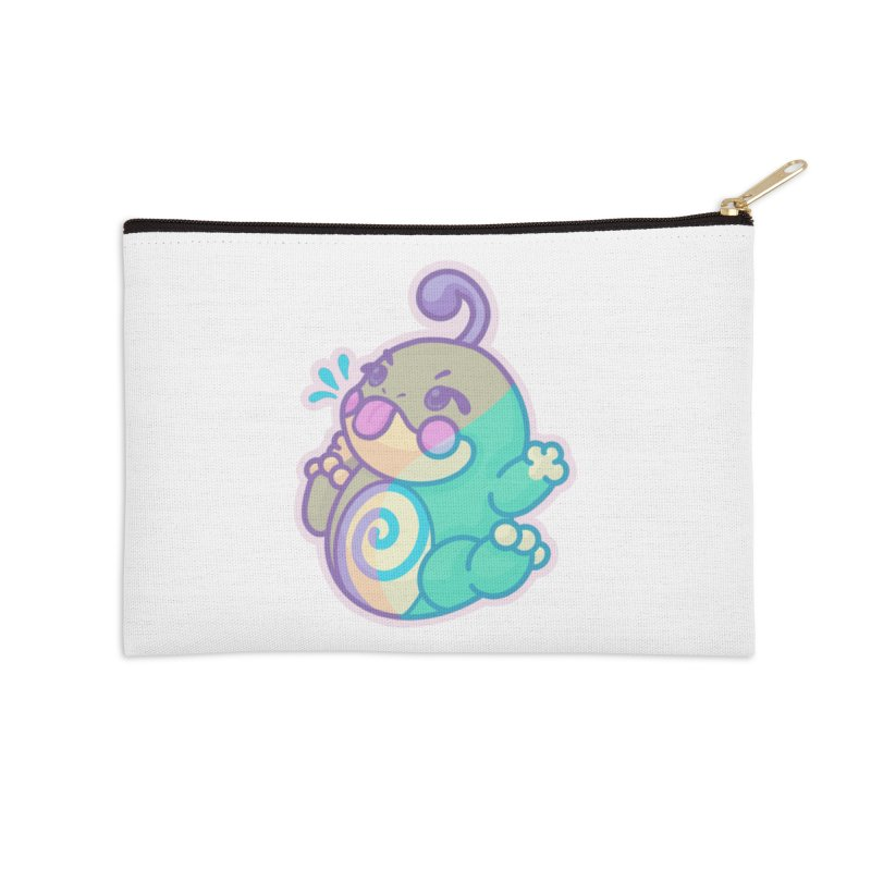 Kawaii Politoed Pokemon Accessories Zip Pouch by jaredslyterdesign's Artist Shop