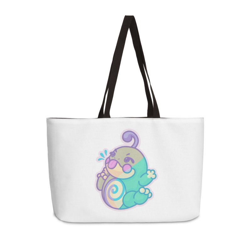 Kawaii Politoed Pokemon Accessories Weekender Bag Bag by jaredslyterdesign's Artist Shop