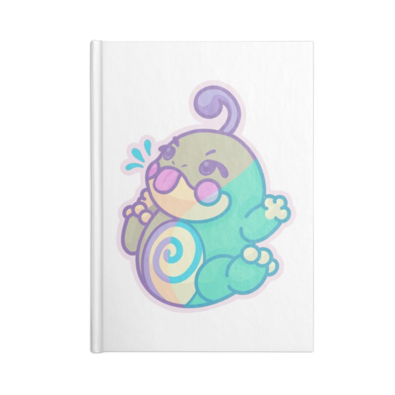 Kawaii Politoed Pokemon Accessories Notebook by jaredslyterdesign's Artist Shop