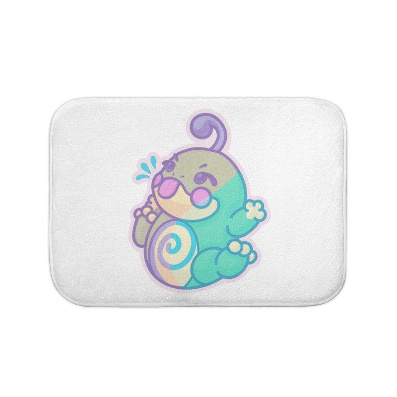 Kawaii Politoed Pokemon Home Bath Mat by jaredslyterdesign's Artist Shop