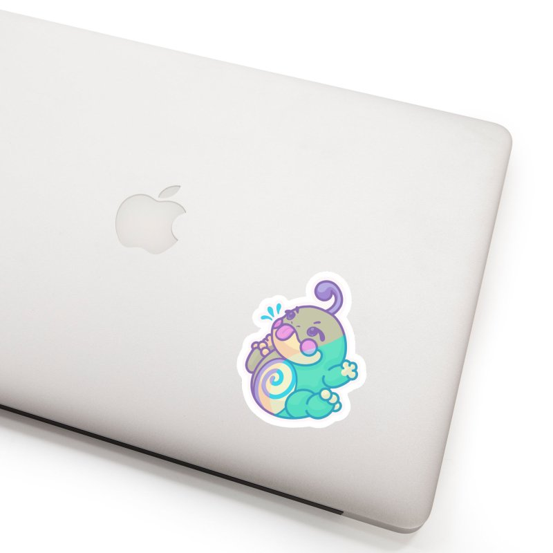 Kawaii Politoed Pokemon Accessories Sticker by jaredslyterdesign's Artist Shop