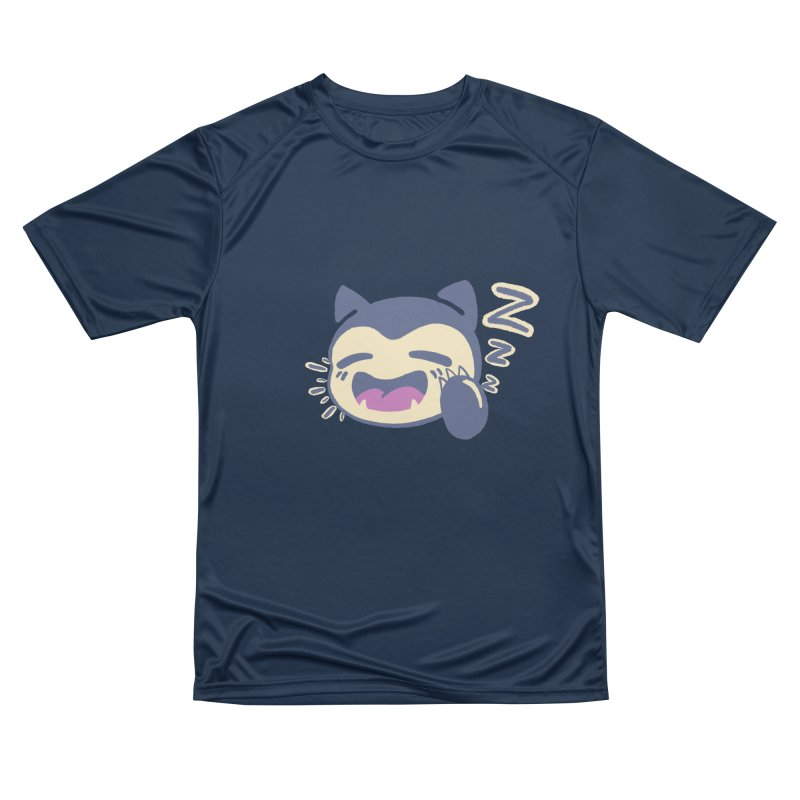 Sleepy Snorlax Women's Performance Unisex T-Shirt by jaredslyterdesign's Artist Shop