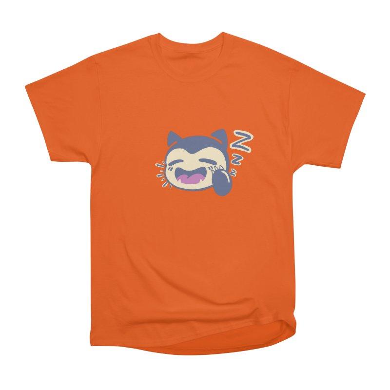 Sleepy Snorlax Men's T-Shirt by jaredslyterdesign's Artist Shop