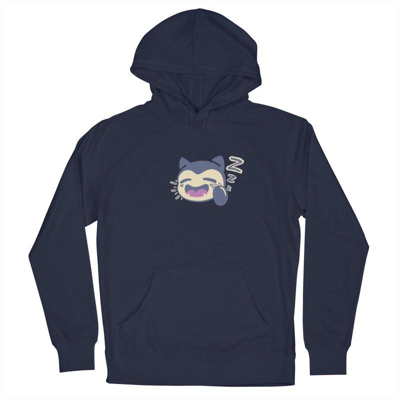 Sleepy Snorlax Men's Pullover Hoody by jaredslyterdesign's Artist Shop