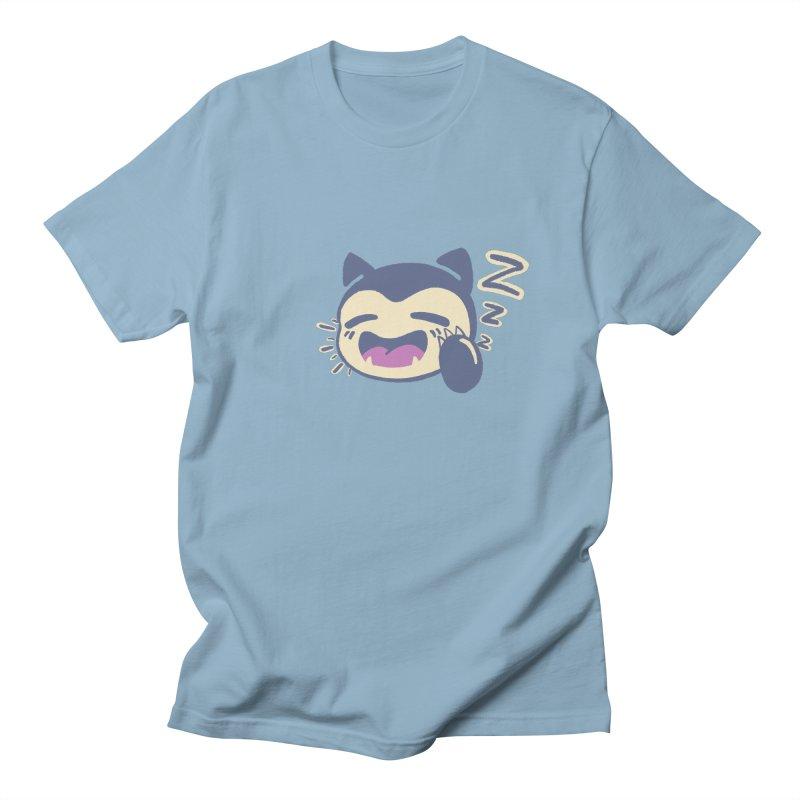Sleepy Snorlax Women's Regular Unisex T-Shirt by jaredslyterdesign's Artist Shop