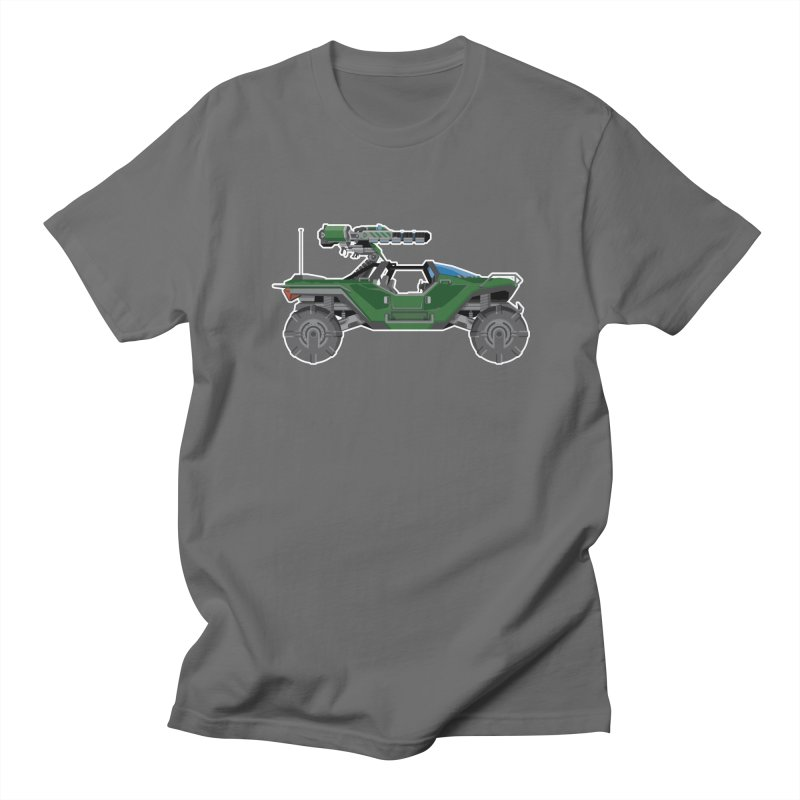 The Ultimate Ride: Halo Master Chief Warthog Women's T-Shirt by jaredslyterdesign's Artist Shop