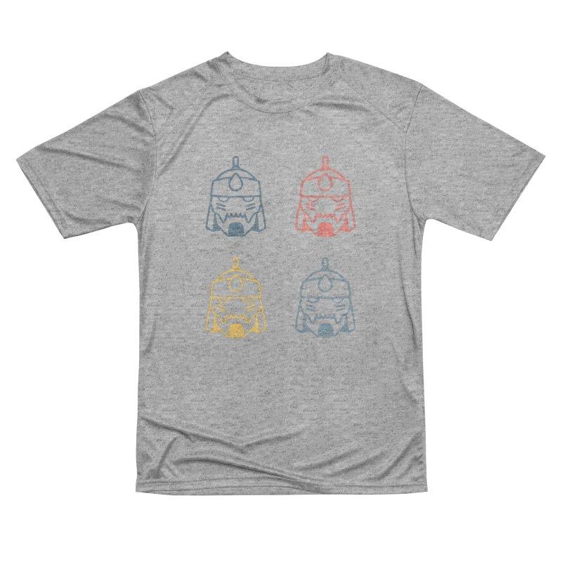 Alphonse: Fullmetal Alchemist Pop Art Edition Men's Performance T-Shirt by jaredslyterdesign's Artist Shop