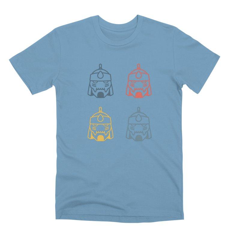 Alphonse: Fullmetal Alchemist Pop Art Edition Men's Premium T-Shirt by jaredslyterdesign's Artist Shop