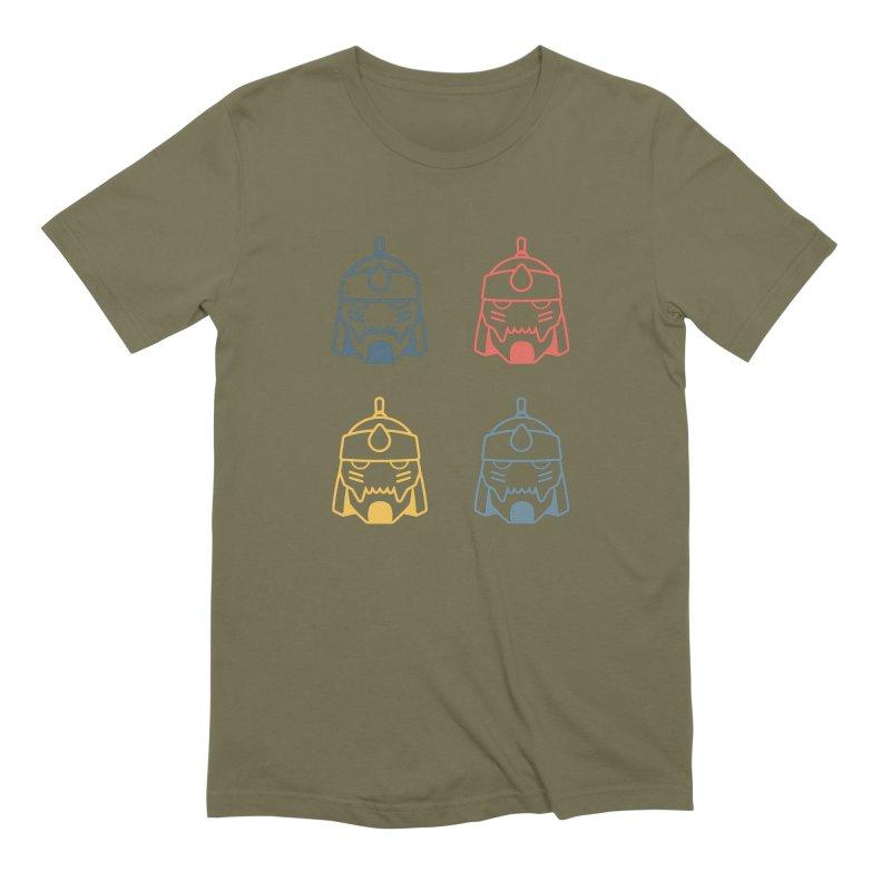 Alphonse: Fullmetal Alchemist Pop Art Edition Men's Extra Soft T-Shirt by jaredslyterdesign's Artist Shop