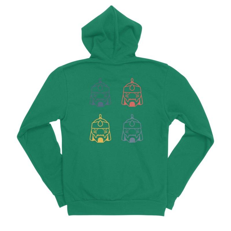 Alphonse: Fullmetal Alchemist Pop Art Edition Men's Sponge Fleece Zip-Up Hoody by jaredslyterdesign's Artist Shop