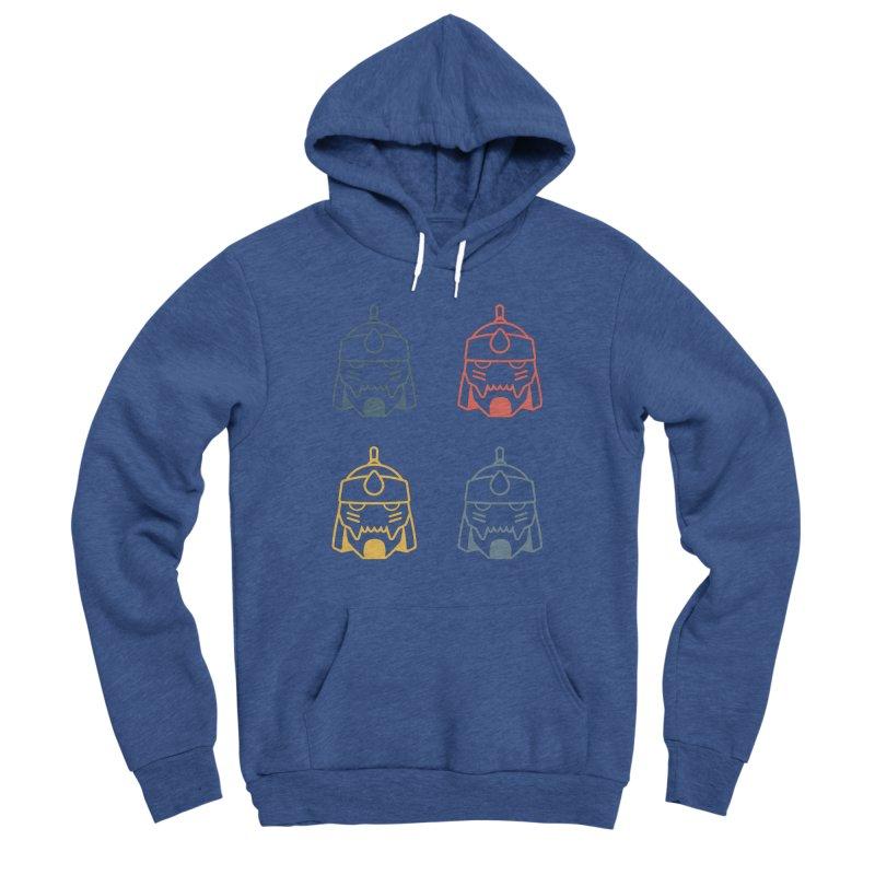 Alphonse: Fullmetal Alchemist Pop Art Edition Men's Sponge Fleece Pullover Hoody by jaredslyterdesign's Artist Shop