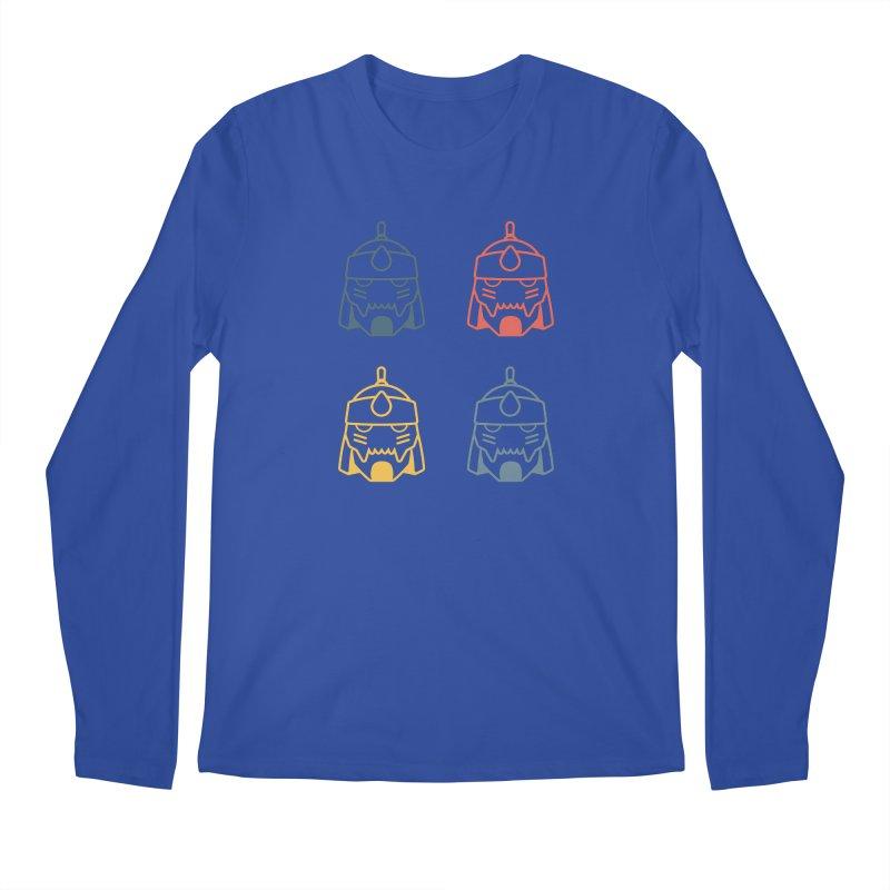 Alphonse: Fullmetal Alchemist Pop Art Edition Men's Regular Longsleeve T-Shirt by jaredslyterdesign's Artist Shop