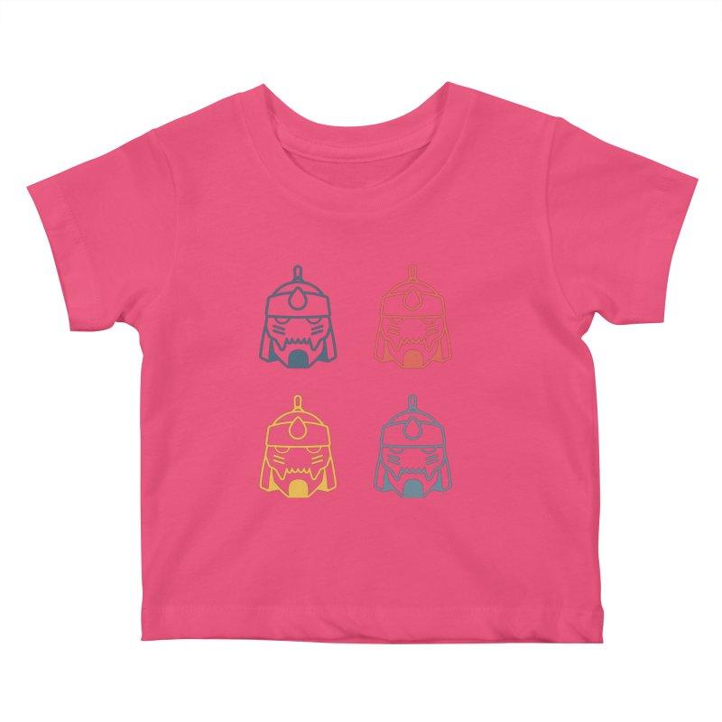Alphonse: Fullmetal Alchemist Pop Art Edition Kids Baby T-Shirt by jaredslyterdesign's Artist Shop