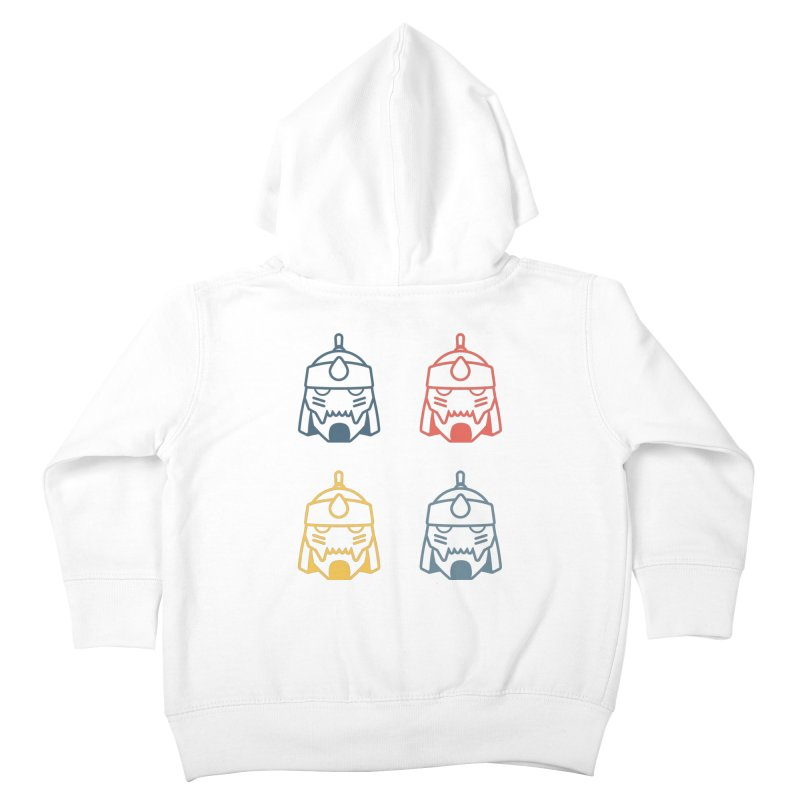Alphonse: Fullmetal Alchemist Pop Art Edition Kids Toddler Zip-Up Hoody by jaredslyterdesign's Artist Shop