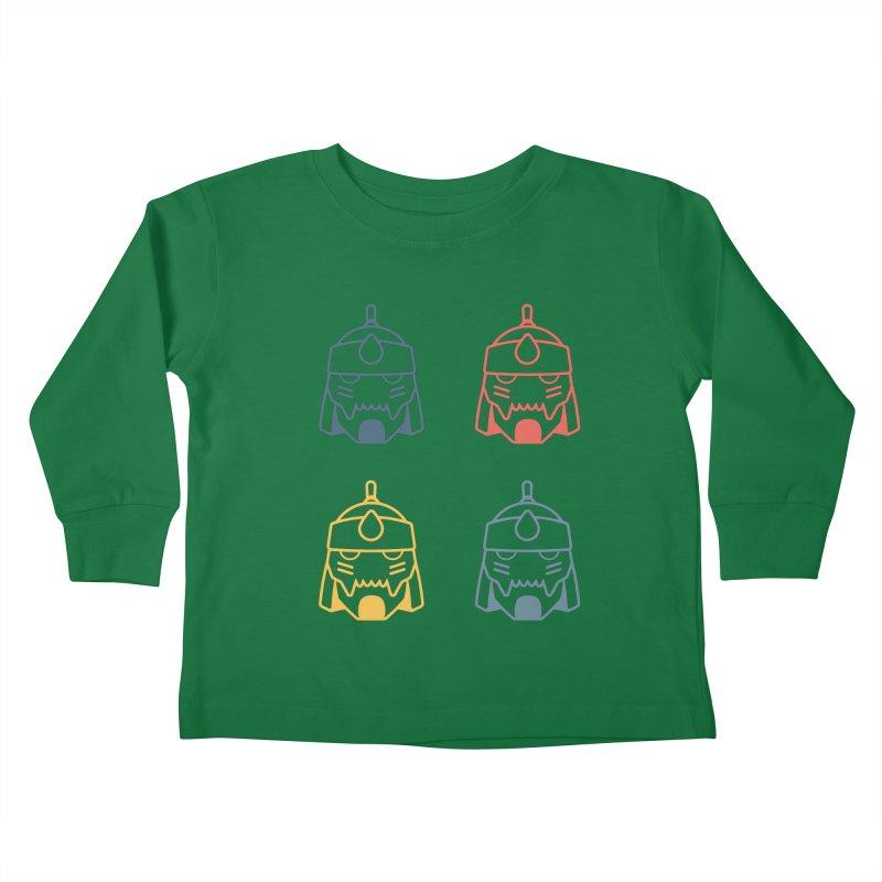 Alphonse: Fullmetal Alchemist Pop Art Edition Kids Toddler Longsleeve T-Shirt by jaredslyterdesign's Artist Shop