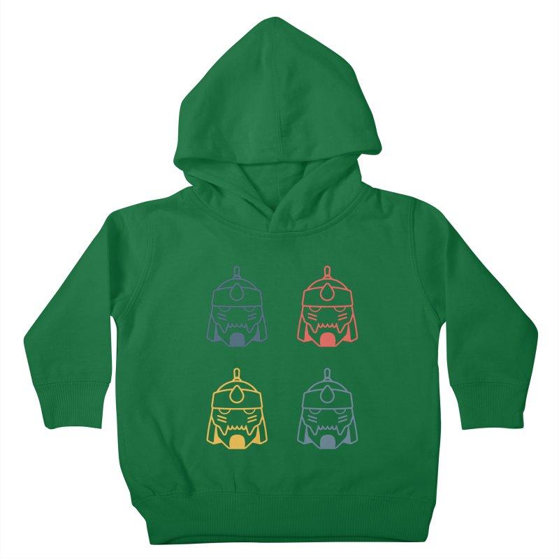 Alphonse: Fullmetal Alchemist Pop Art Edition Kids Toddler Pullover Hoody by jaredslyterdesign's Artist Shop